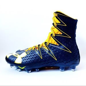Under Armour Highlight MC Football Cleats Yellow